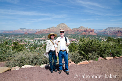 2 kids in Sedona