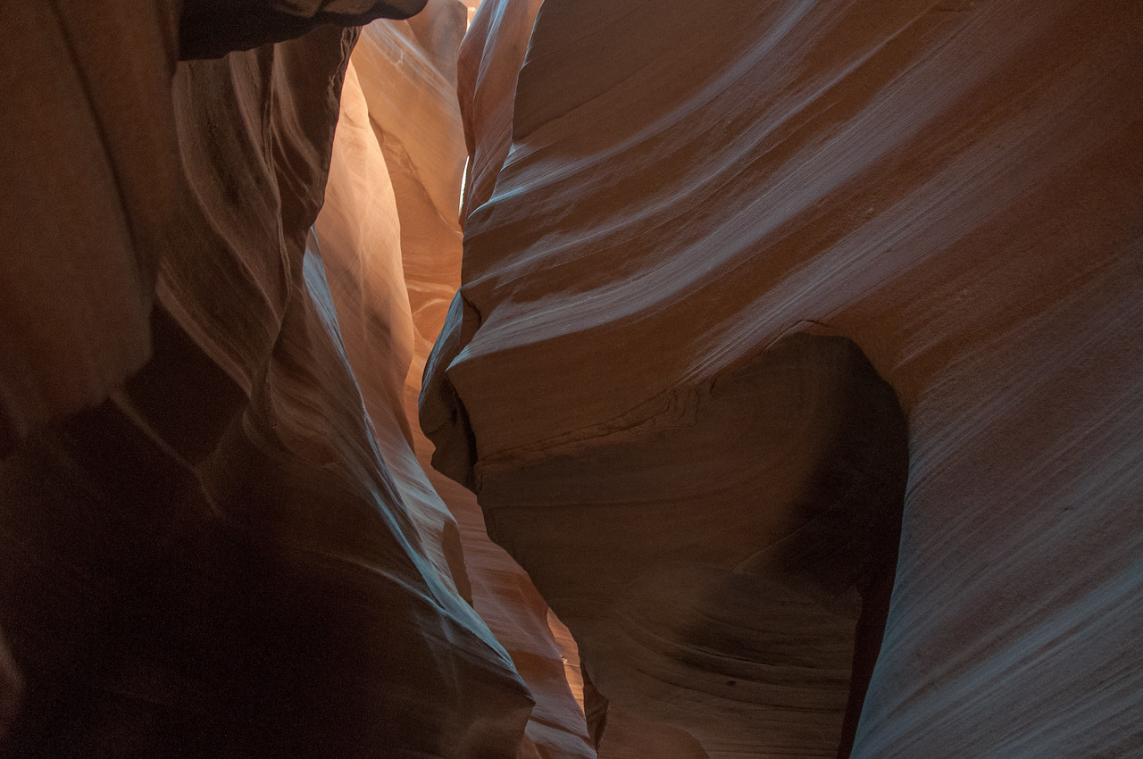 Antelope Canyon in Arizona, USA