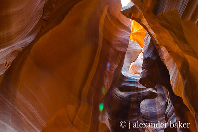 Antelope Canyon Color