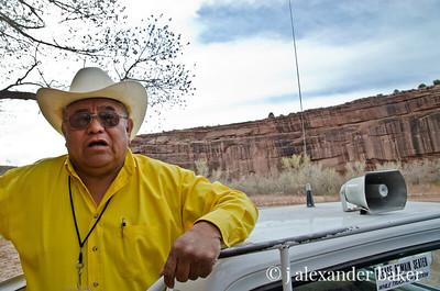 David our Canyon De Chelly Navajo Guide