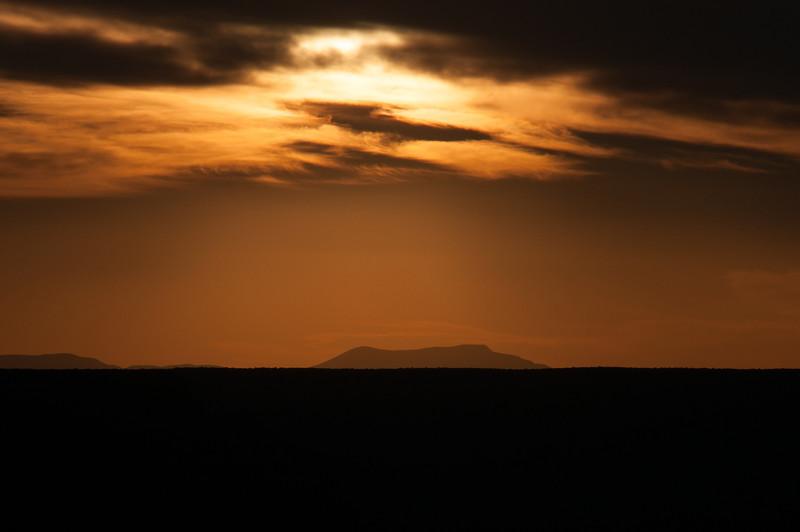 Beautiful sunset in Grand Canyon, Arizona, USA