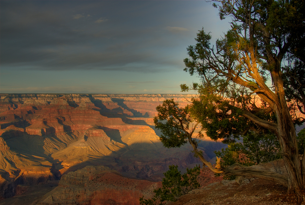 Grand Canyon at Sunset, Arizona