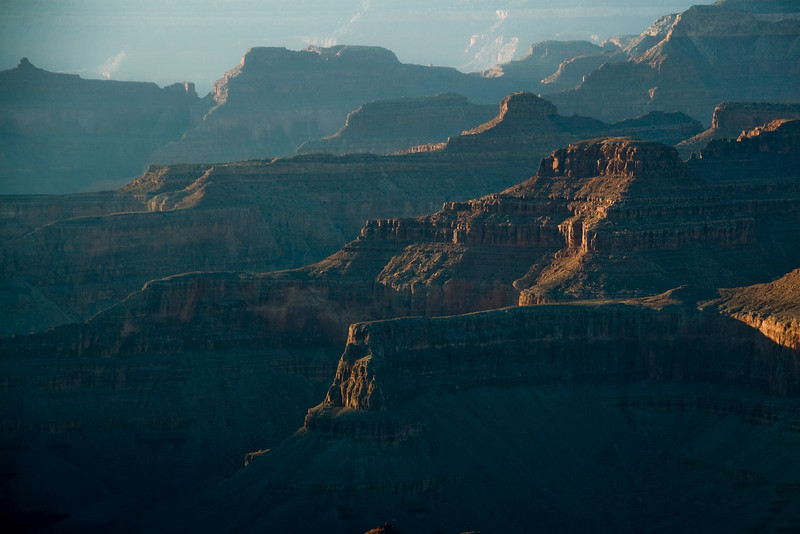 Grand Canyon National Park in Arizona, USA