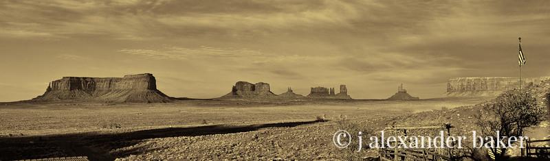 Monument Valley, Navajo Nation USA