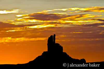 What a Butte!, Monument Valley, Navajo Nation, USA