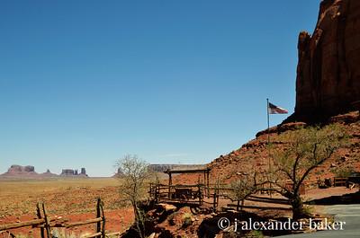 Outpost in the Desert