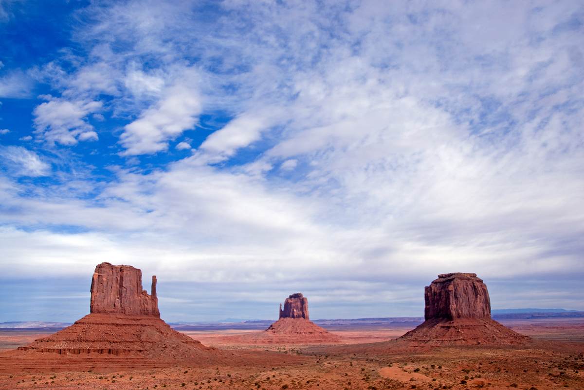 Monument Valley, Arizona/Utah