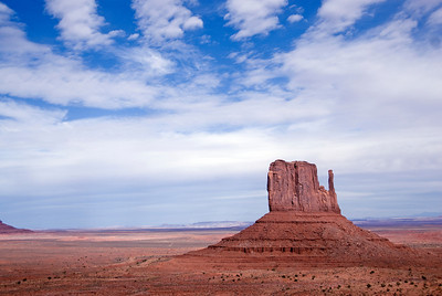 Monument Valley in Colorado, USA