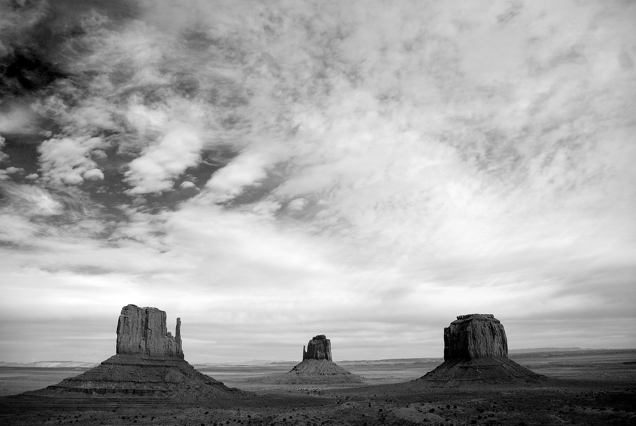 Monument Valley - Navajo Nation, Utah