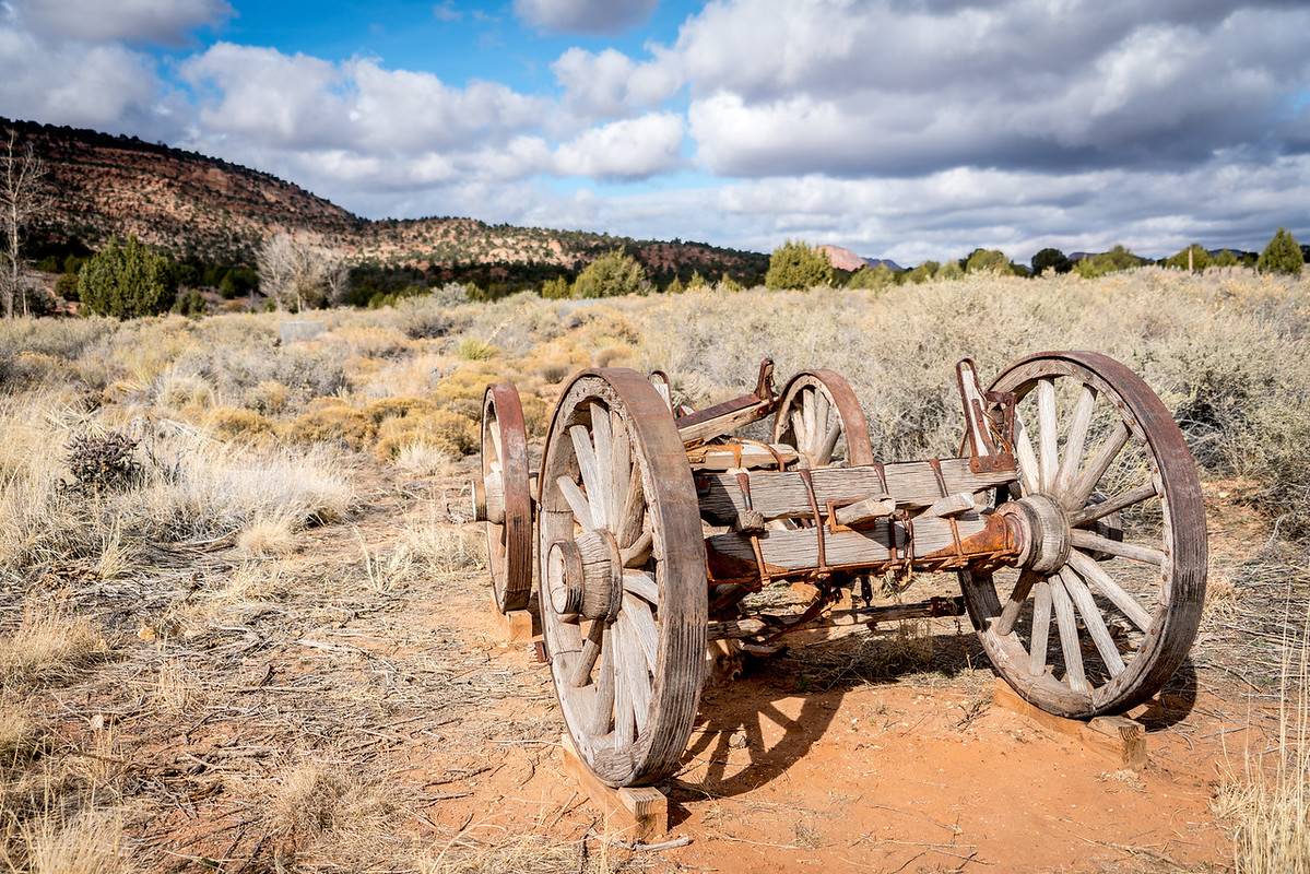 Pipe Spring National Monument, Arizona