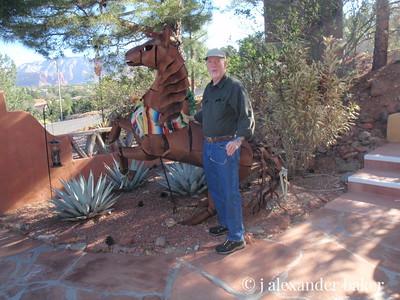 Rusty Horse, Rusty Old Man