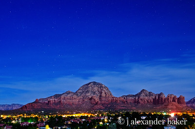 Sedona by Starlight