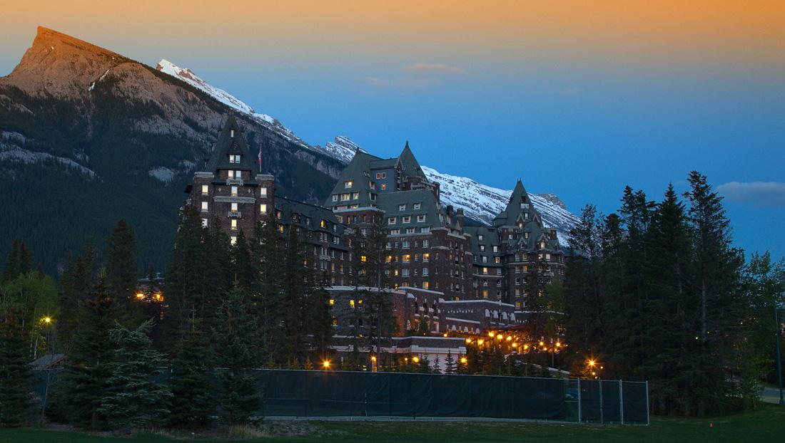 Banff Spring Hotel (99611283)