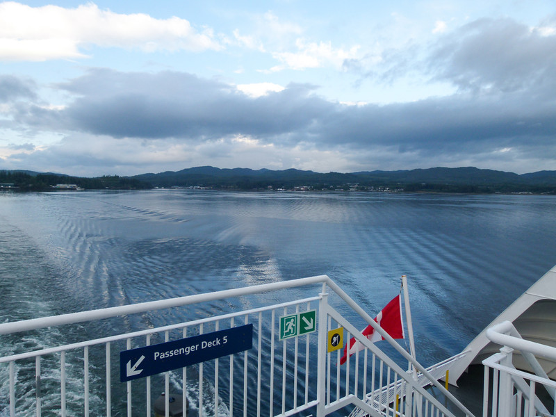 What's it like to travel on the Prince Rupert Ferry? Read on for our boomer travel tips.