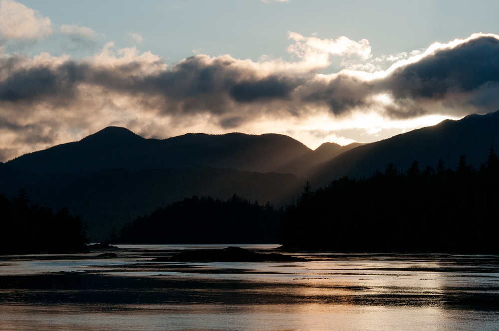 North American National Park #23: Gwaii Haanas National Park, British Columbia