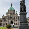 BC Parliament and capital city namesake