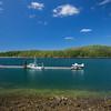 floating dock Hot Springs Cove