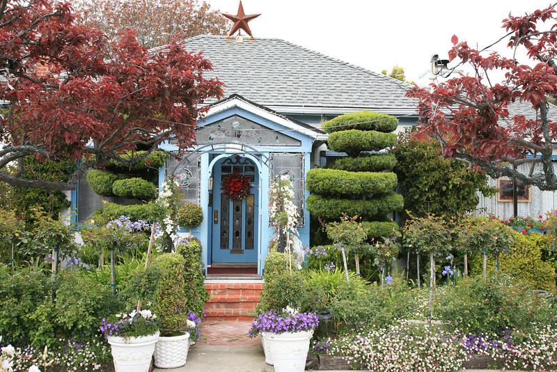 Mill Rose Inn, Half Moon Bay, California
