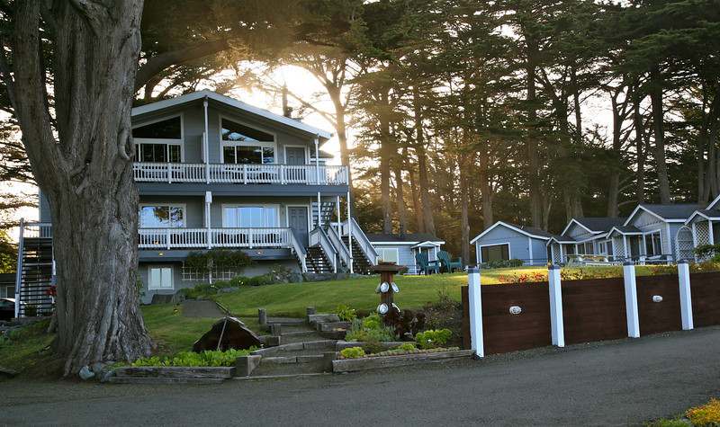 Sea Rock Inn, Mendocino, California