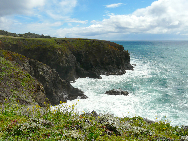 Drive North on the Pacific Coast Highway from San Francisco to avoid a crowded summer road trip.