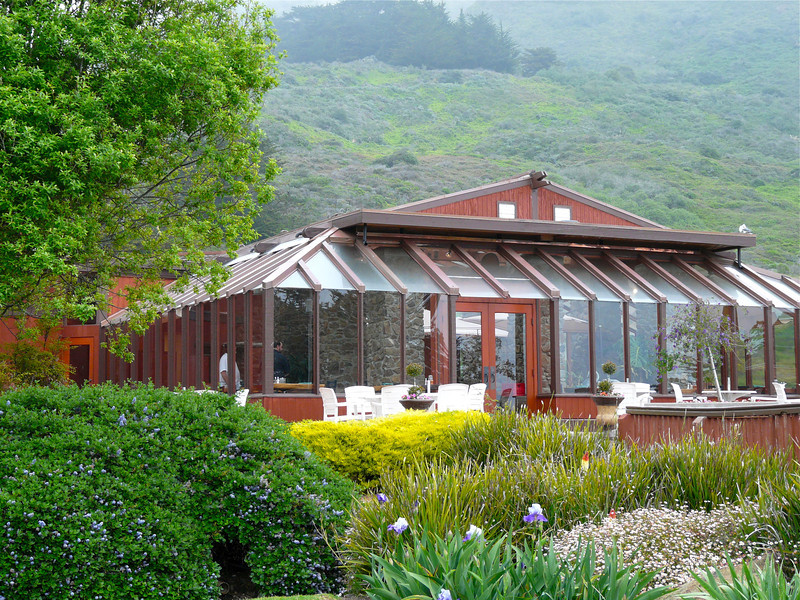 Restaurant at Ragged Point Inn