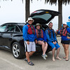 "Toyota Venza group gets ready to kayak at Refugio State Park (photo courtesy Toyota U.S.A.) Read more about this adventure: <a href=""http://myitchytravelfeet.com/2012/10/16/sea-kayaking/"">http://myitchytravelfeet.com/2012/10/16/sea-kayaking/</a>"