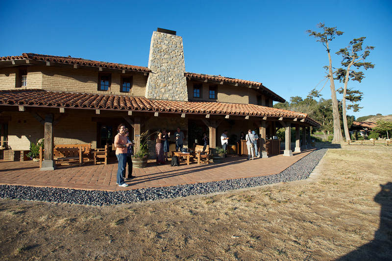 Visit Sanford Winery on a spring road trip on the California coast.