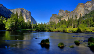 Yosemite at Valley View
