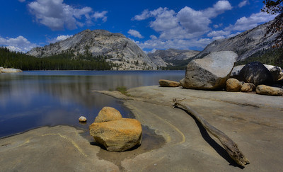 Tenaya Lake, Tioga Pass