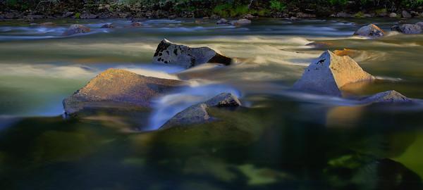 Merced River, Yosemite National Park