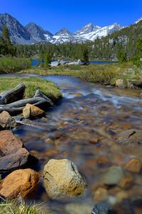 Little Lakes Valley, East Sierra