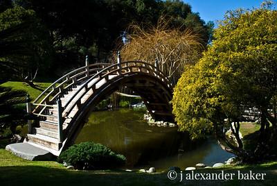 Japanese Garden at Huntington Library and Gardens in San Marino, CA