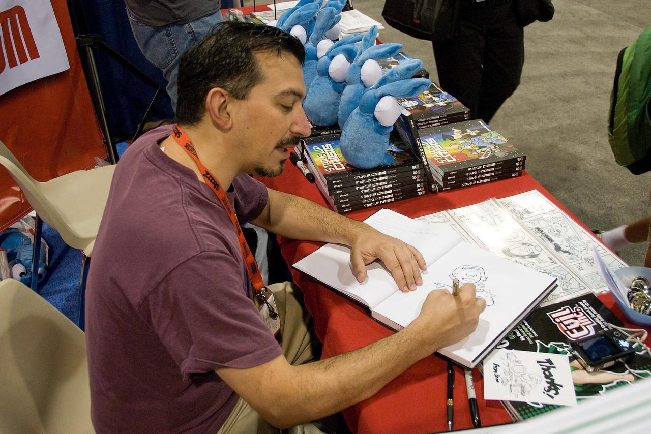 Comic-Con 2009 in San Diego, California
