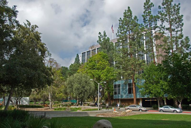 The Jet Propulsion Laboratory in California, USA
