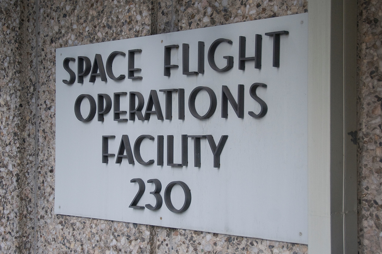 Space Flight Operations Facility in JPL, California