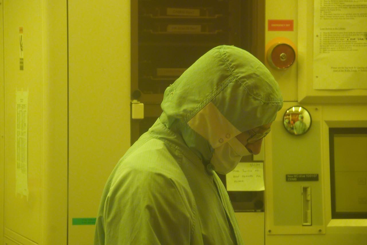 Inside the Jet Propulsion Laboratory in California