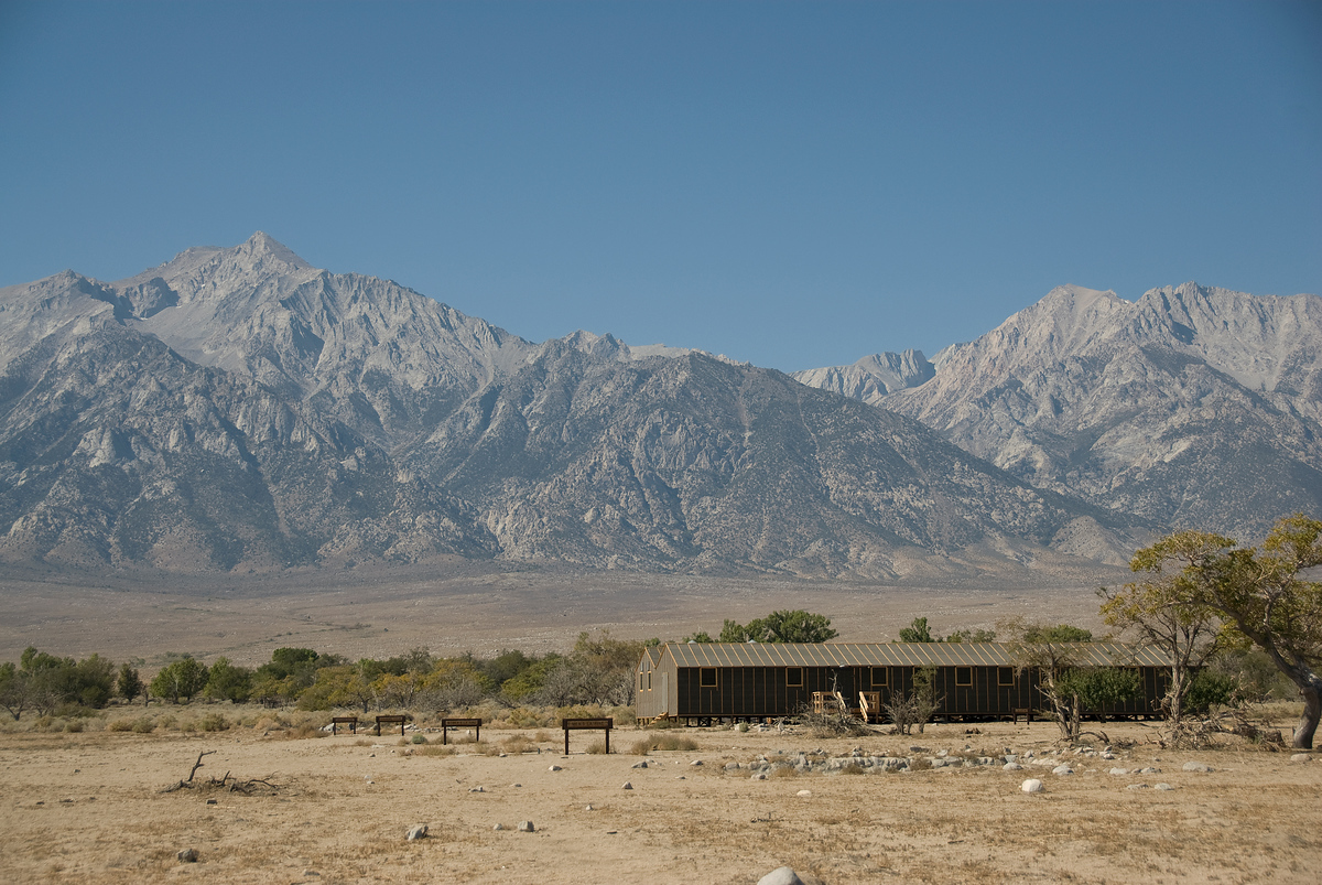 WWII Japanese Internment Camp - Manzanar National Historic Site, California