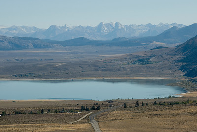 Mono Lake in Mono County, California