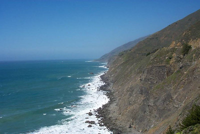Pacific Coast Highway, CA
