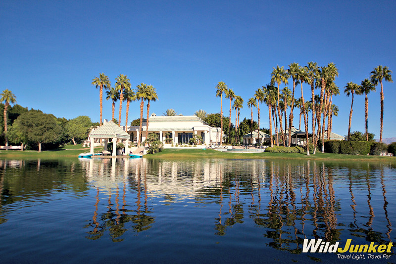Merv Griffin Estate - quirky palm springs
