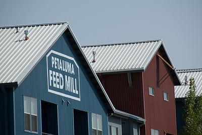 Feed Mill in Petaluma, California