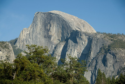 El Capitan rock formation in Yosemite National Park in California, USA