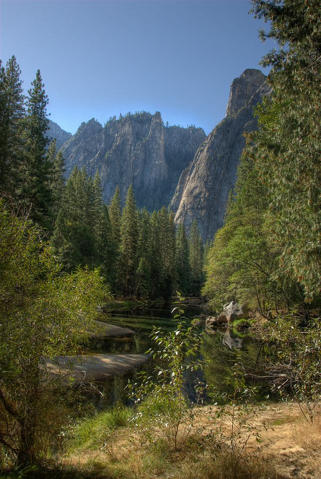 Yosemite National Park in California, USA