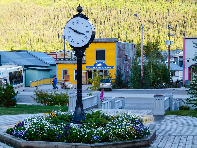 Tips for visiting Dawson City as part of an Alaska Highway road trip.