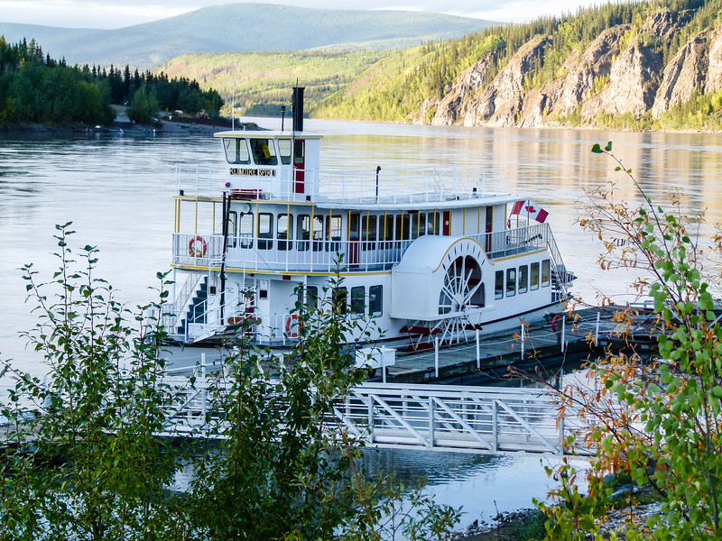 On an Alaska Highway road trip, Dawson City offers access to the Top of the World Highway plus Yukon gold mining history.