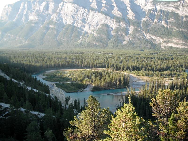 Hoodoos in Banff