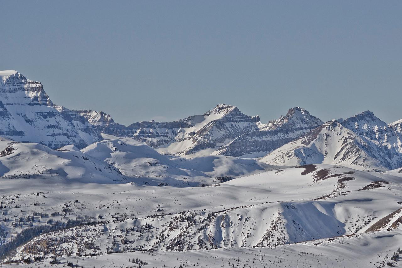 Sunshine Village Ski & Snowboard in Banff