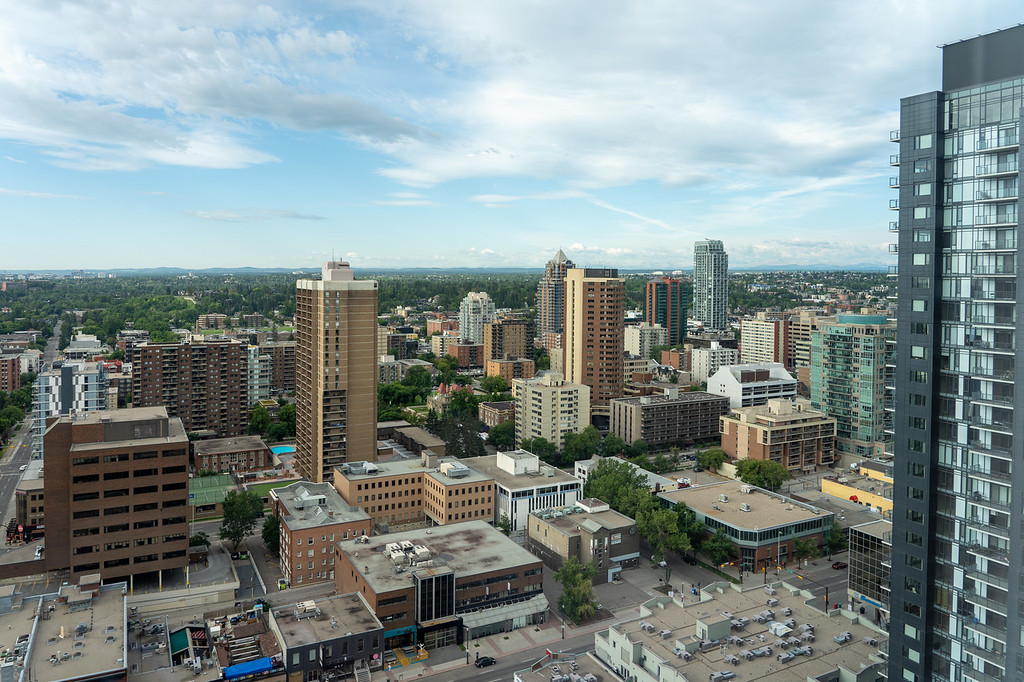 Calgary view