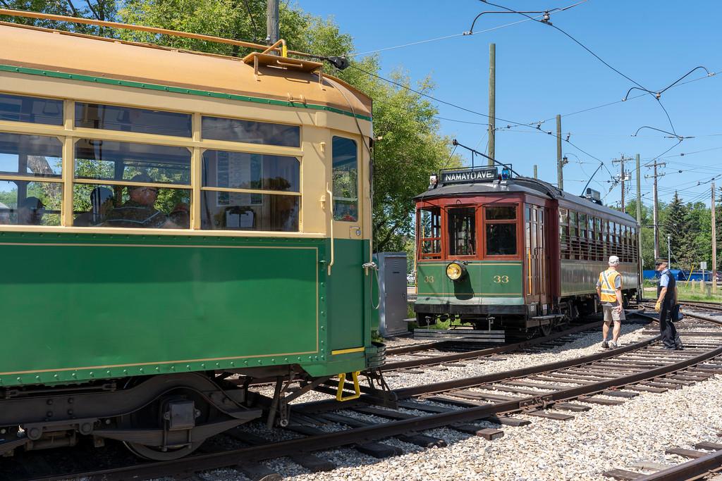 Edmonton streetcar fleet