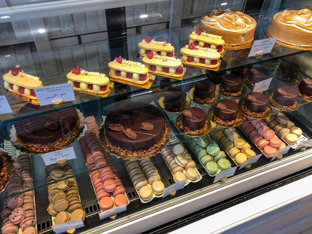 Sweet treats at Duchess Bake Shop in Edmonton